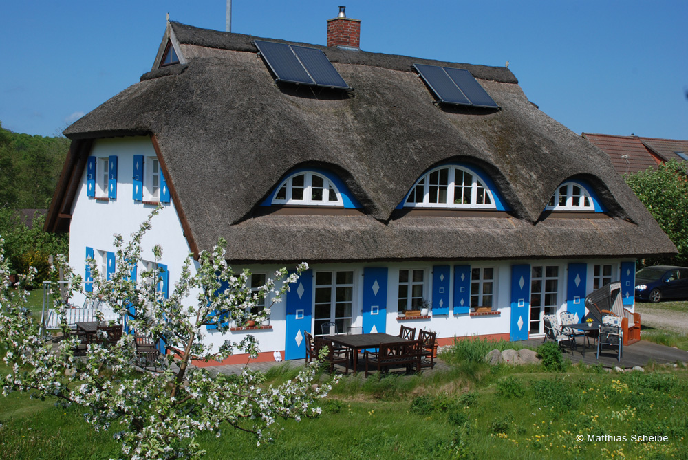Haus Sonnenwinkel - Rügen - Ostseebad Sellin